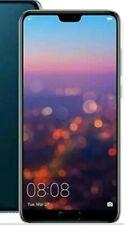 "Huawei P20 Lite Blue 5.84"" 64GB 4G LTE Octa Core Sim Free Unlocked UK"