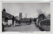 THE VILLAGE, KINGSTON, TAUNTON: Somerset postcard (C30980)