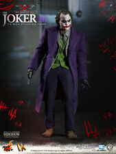 HOT TOYS BATMAN THE JOKER 2.0 DX11 THE DARK KNIGHT 1/6 SCALE 12IN FIGURE NEW