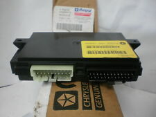 CHRYSLER OEM Power Seat Control-Memory Module 4686249 CARAVAN VOYAGER TOWN CNTRY