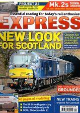 RAIL EXPRESS magazine ISSUE 228 MAY 2015