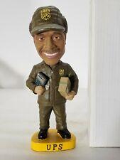 UPS Delivery Man Collectible Bobblehead Rare NIB