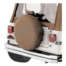 Spare Tire Cover Spice 30 - 32 Inch Tire Jeep CJ Wrangler  Rough Trail TC303237
