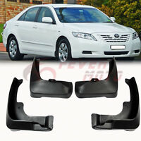 4Pcs Black Mud Flaps Splash Guards Fender For Toyota Camry 2007-2011 FM