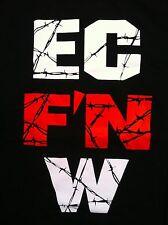 ECW Original EC F'N W T-Shirt MEDIUM (EXTREME CHAMPIONSHIP WRESTLING WWE)
