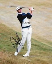 DUSTIN JOHNSON #2 REPRINT AUTOGRAPHED SIGNED 8X10 PICTURE PHOTO COLLECTIBLE GOLF