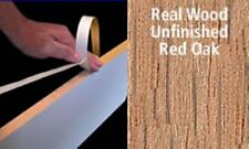 "FastCap Red Oak Edge Banding Tape Unfinished Solid Wood 15/16"" 50 ft Roll"