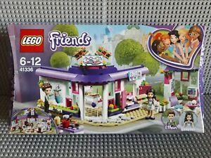 LEGO Friends - 41336 - Le café des arts d'Emma- NEUF