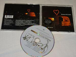 ELEMENT OF CRIME - DICTE-MOI TA LOI (LIMITED EDITION) / ALBUM-CD 1993