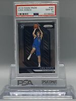🔥📈🔥Luka Doncic 2018-19 Prizm #280 Iconic Rookie Card GEM 💎MINT PSA10📈😎🏀
