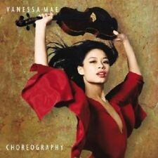 "VANESSA-MAE ""CHOREOGRAPHY"" CD NEW+"