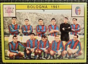 Figurine calciatori panini 1968-69 perfetta Bologna 1961 VALIDA
