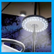6 x 48 Ultra Brillante LED CAMPING LUZ, jardín, CARPA, PESCA, patio, Parasol