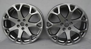 Maserati V-Style 19 Grigio Titanio Alloy Wheels Rims for QP Quattroporte V or GT