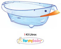 FOR MY BABY Babies Baby Bath Tub Lattsam Plastic Infant Kids Children