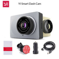 Original Xiaomi YI Smart Car DVR 165 Degree 1080P 60fps Dash Camera ADAS