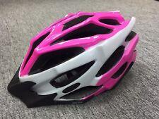 RSP Extreme Pro Bicycle Helmet, Pink, Large (58-61cm)