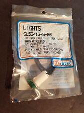 NEW SEALED Selecta SL53413-5-BG Incandescent indicator Raised Green Lens 28