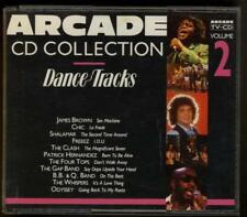 ARCADE  Dance Tracks V2 1989 2-CD FAT BOX Chic Shalamar Freeez Gap Band Odyssey