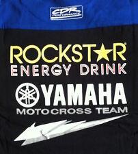 Yamaha Motocross Team CDR XXL T Shirt YZ450 WR450 YZ250 YZ125 Rockstar 2XL BNWB