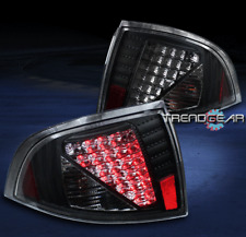 LED TAIL BRAKE LIGHT REAR LAMP BLACK FOR 2000-2003 SENTRA CA GXE SE XE 2001 2002