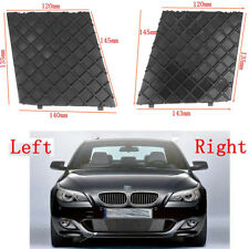 2X Front Bumper Lower Mesh Grill Grille Trim For BMW E60/ E61 w/ M Sport Package