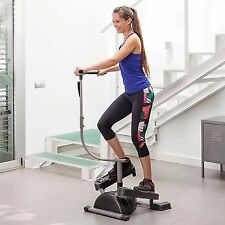 New Cardio Twister Easy Stepper Exercise Machine Train Total Fitness Gym & Guide