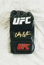 Colby Covington Signed UFC Glove Champion MMA *PROOF Dana White ESPN Chaos TRUMP