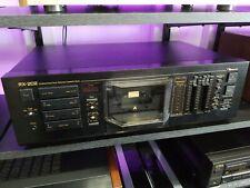 Nakamichi RX-202 Auto Reverse Cassette Tape Deck - Serviced 90 Day Warranty