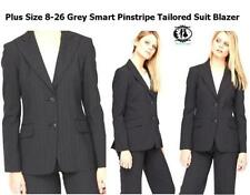 Women's Striped Polyester Trouser Suits & Tailoring