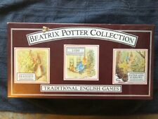 Beatrix Potter Collection Traditional English Games Paths And Burrows, Ludo