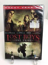 New Sealed DVD Lost Boys The Tribe Uncut Version Corey Feldman Vampires Horror