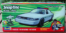 2006 Ford Crown Victoria Police Car Snap-Kit, 1:25, Revell 1688 neu 2015