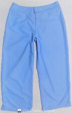 Patagonia Pataloha Light Blue Crop Capri Pants Womens Size 4