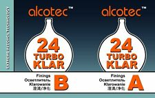 alcotec Turbo klar 24H TRASPARENTE 24 RAPIDO UK