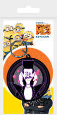 Gummi Schlüsselanhänger DESPICABLE ME 3 - Bratt Rubber Keyring NEU 38643