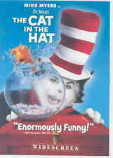 Dr. Seuss' The Cat In the Hat (Widescreen Edition), New DVDs