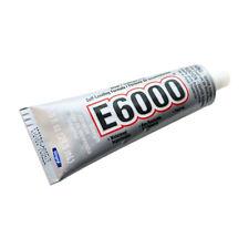 E6000 Clear Industrial Strength Glue Adhesive 1 Oz Wood Glass Ceramics Plastics
