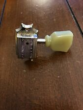 Gibson Les Paul Tuner Kluson Deluxe Peg Nickel SG Guitar Part Bass E A D Tuning