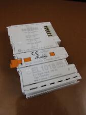 Beckhoff EL1018 Module
