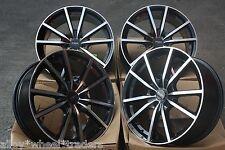 "18"" BM FX10 ALLOY WHEELS FITS 5X98 ALFA ROMEO 147 156 164 GT FIAT 500L DOBLO"