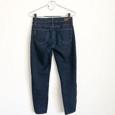 Paige Size 26 Verdugo Crop Jeans Pinnacle Wash Skinny
