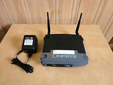 Linksys Wireless-G 2.4 GHz 54Mbps 4 Port  Broadband Router