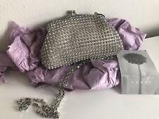 Coast crystal evening bag - clutch or strap