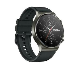 """Huawei Watch GT2 Pro Black 1.39"""" AMOLED GPS Bluetooth 5 Android Smartwatch Sport"""
