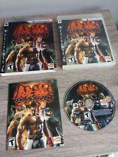 Tekken 6 W/ Slipcover (Sony PlayStation 3 PS3) Complete