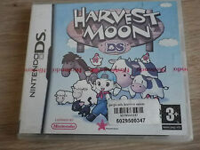 NINTENDO NDS DS HARVEST MOON NEW AND SEALED NUEVO VERSION PAL