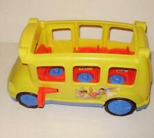 2013 Little People Lil' Movers Musical Singing Talking SCHOOL BUS