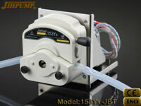 Easy Load Peristaltic Pump 24v Stepper Motor for Metering Sampling Liquid