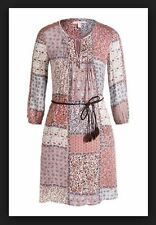 FABULOUS ESPRIT BNWT CURRENT BELTED INDIE DRESS 10